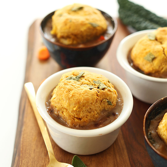 1-Hour Fall Pot Pies