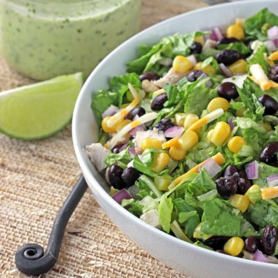 SW Chicken Chopped Salad